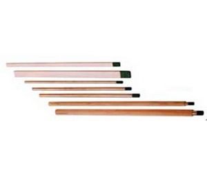Jointed Copper coated Gouging Carbon Electrode