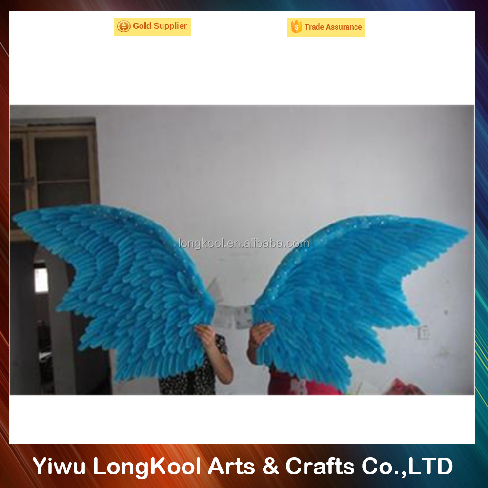 2016 high quality wholesale adult large feather wings cheap fairy angel wings