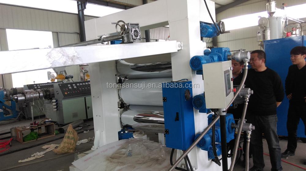 three roller calendaring machine for Plastic sheet extrusion machine (9).jpg