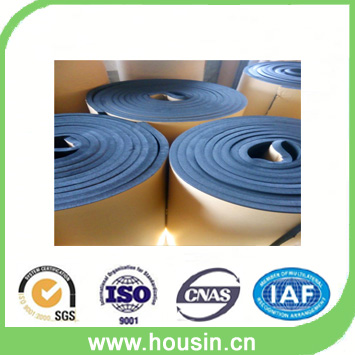 greenhouse construction rubber foam insulation