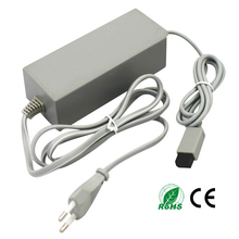 EU version AC Adapter Power Supply for Nintendo Wii U WUP-002 (Europe) console EU AC Adapter Power Supply