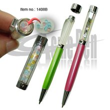 New design Metal Mini Crystal Ball Pen