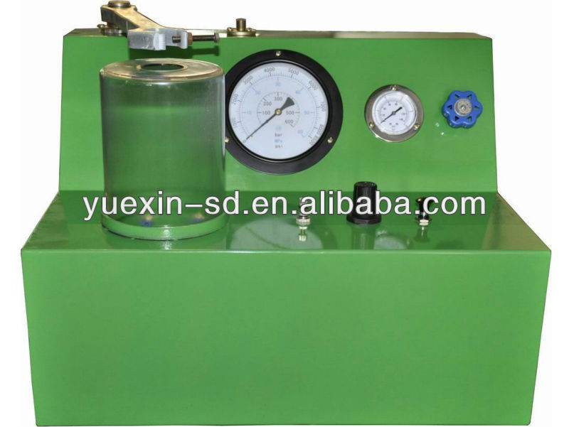 PQ400 Double Springs Nozzle Tester/ nozzle test equipment