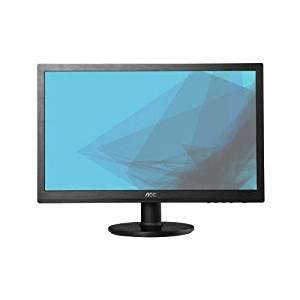 "AOC e2260Swdn 22"" Widescreen LED Monitor, 16:9, 5ms, 1920x1080, 200 Nit, DVI/VGA, Black"