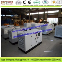 5%off promotion CE ISO 10,20,30,50,100,120,150kw diesel generator prie by factory supply