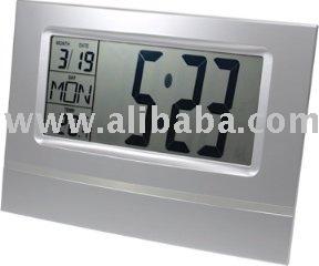 Wall Mount Lcd Clock