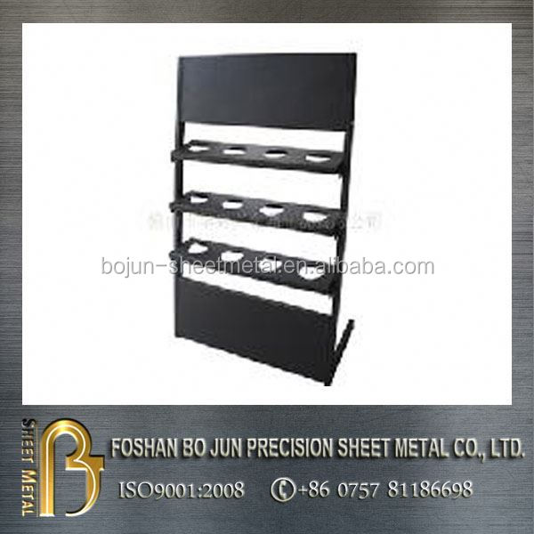 manufacturing customized golf ball display rack made in china