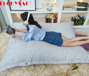 Comfortable Furniture Machine Washable Fat Bean Bag Chair