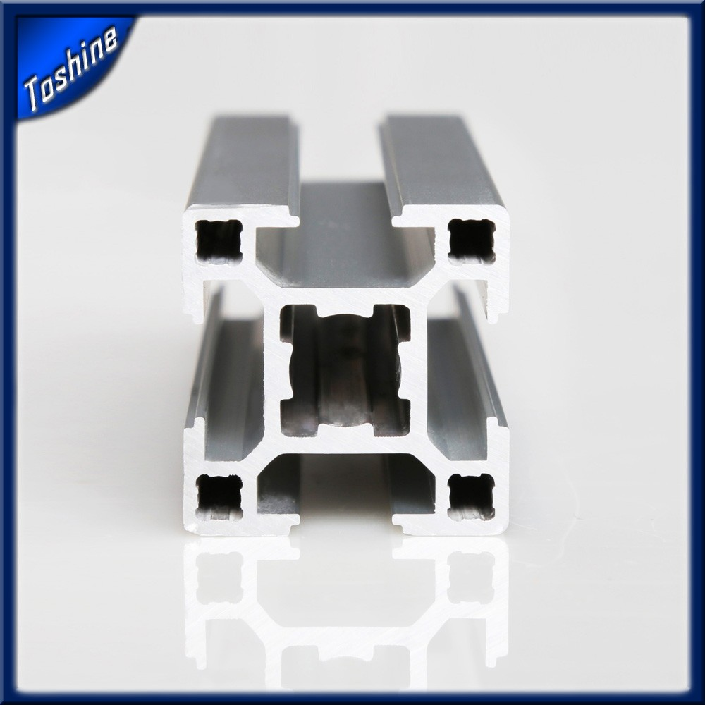 T-slot 3030 aluminum profile bracket extrusion