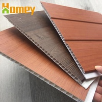 Interlocking Plastic PVC laminated ceiling panels tile