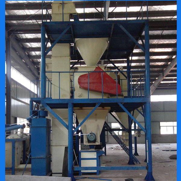 Professional and realiable manufacturer of gypsum mixer with CE and ISO certificate