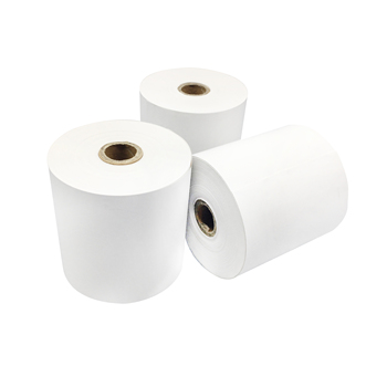 blank 80X80 55gsm ATM thermal paper cash register POS roll