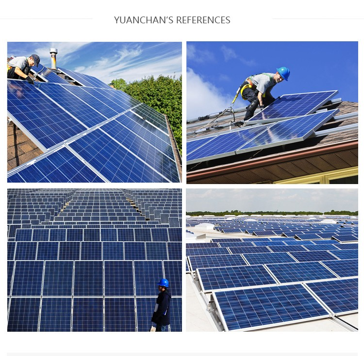 TUV ISO CE mono 260 watt solar panel with cheap and fine price from factory export directly