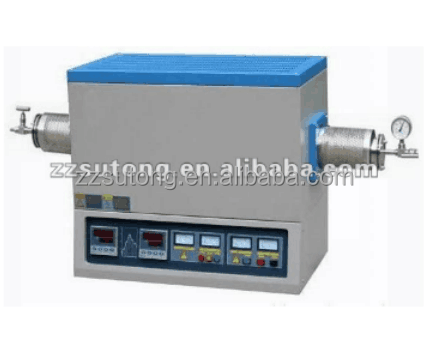 Hot selling ST-1500MG-5B laboratory tube furnace with two temperature zones