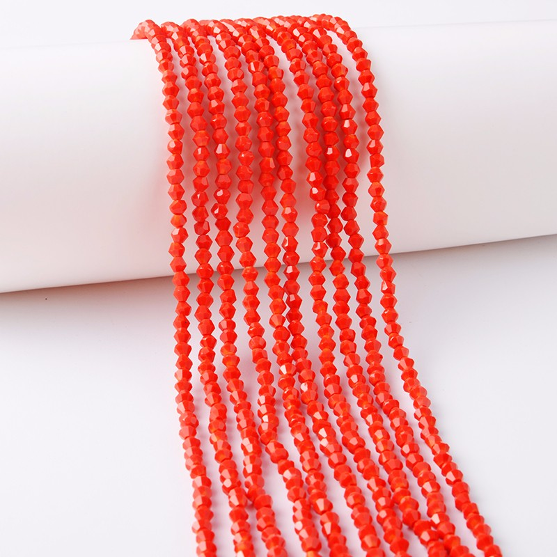 Wholesale Glass Bicone Beads Crystal Bicone Beads For