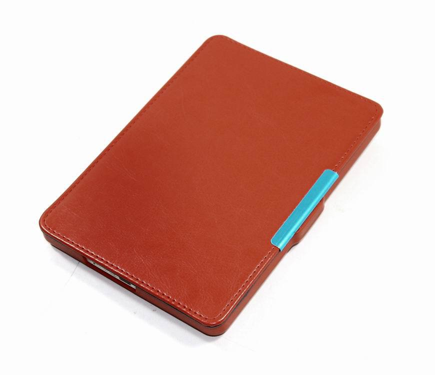 Cheap kobo glo cover find kobo glo cover deals on line at alibaba get quotations 50pcs for kobo glo 6 pu leather smart cover case for kobo glo 6 fandeluxe Gallery