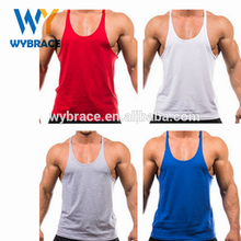 Custom Made Stringer Vest/ Custom Gym Singlets /Gym Stringer