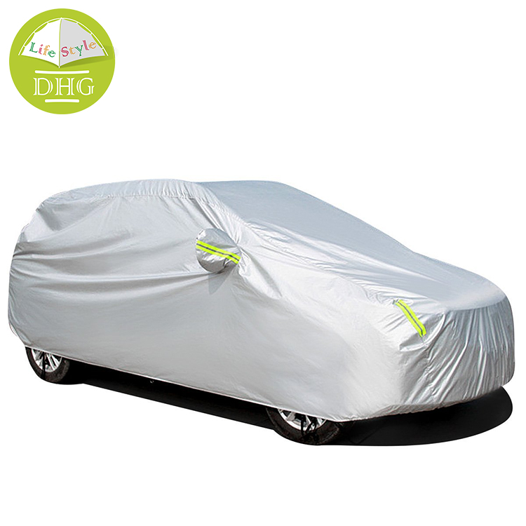 Factory Wholesale Nylon Oxford Full Protection Cheap Car Cover