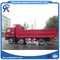 New design 6x2 25 ton dump truck with high quality