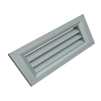 Anodized aluminium surface finish metal vents door grille for hvac ventilation buy grill - Grille ventilation aluminium ...