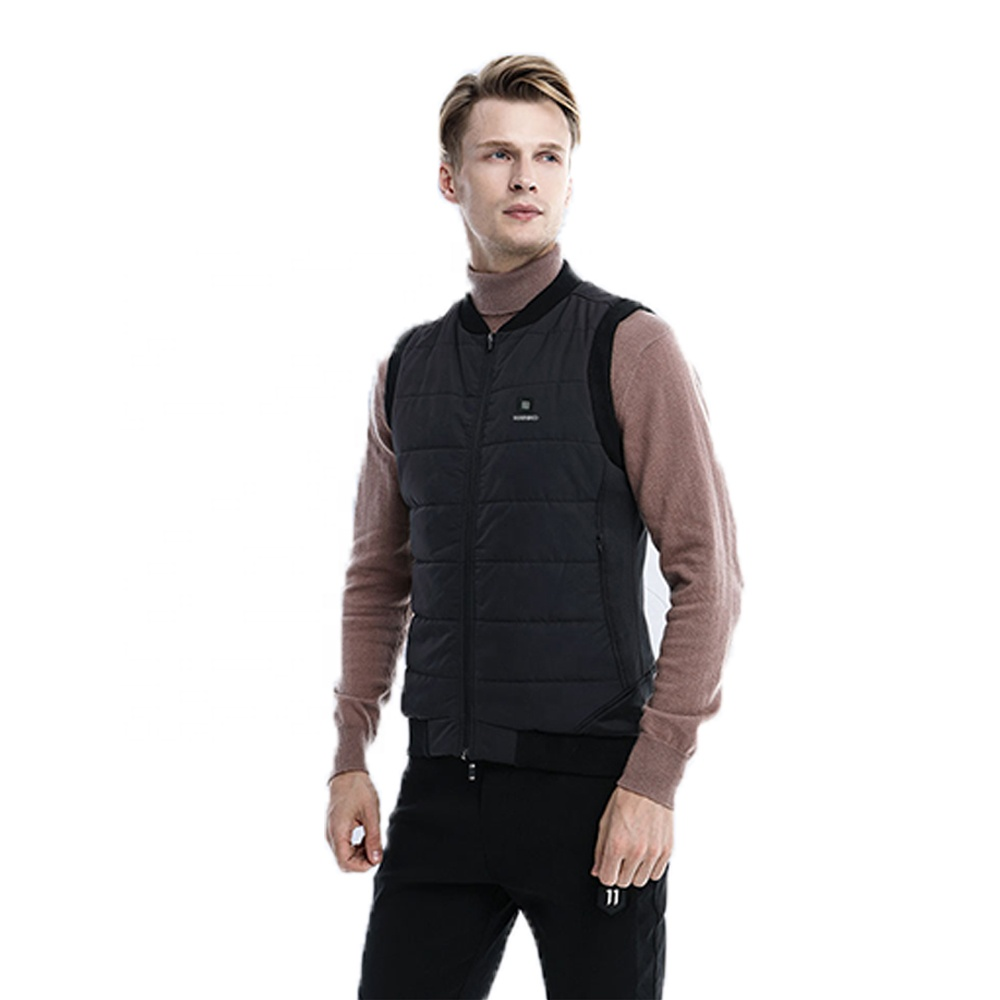 Direct manufacturers selling sales promotion cheap best usb heated vest фото