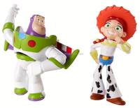 Jessie and Spanish Buzz Lightyear Figure