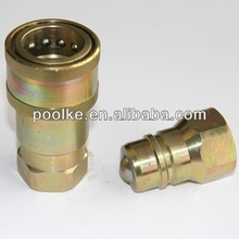 ISO5675 Ball Sealing quick hydraulic release coupling