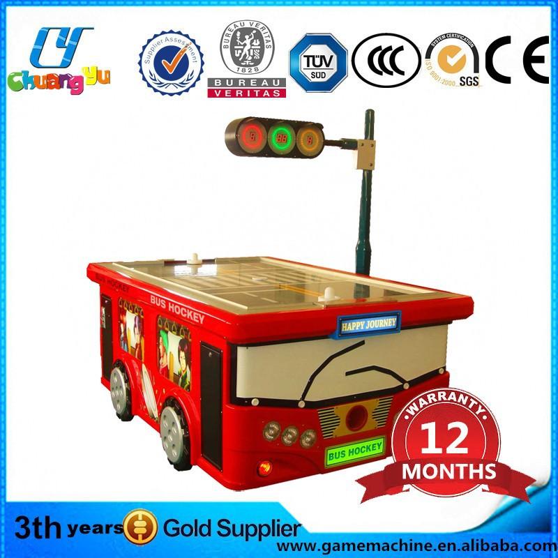 Cy-am50 Electric Air Hockey Table Bus Hockey Game Machine 2 In 1 Air Hockey  Table With Pool Table - Buy 2 In 1 Air Hockey Table With Pool Table,2 In 1