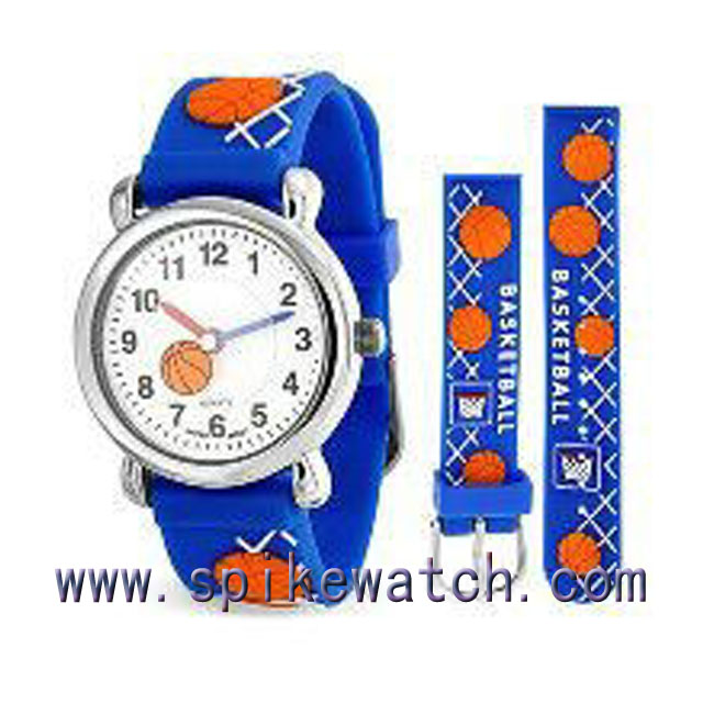 Chinese Wholesale Soccer/basketball/football Kids 3D Watches