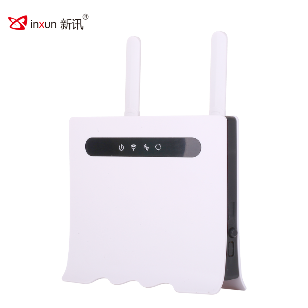 300Mbps 4g lte WIFI CPE modem with SIM card slot and RJ45 LAN port