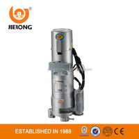 automatic roller shutter door motor with solar power system