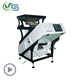 Mini rice color sorter/ grain seed selector color sorting machine for soybean