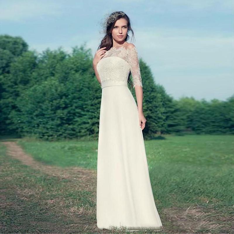 Elegant Country Wedding Ideas: Popular Simple Country Wedding Dresses-Buy Cheap Simple