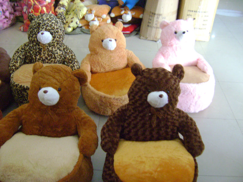 Surprising Stuffed Brown Bear Chair Soft Stuffed Animal Chair Cute Critter Sofa Chair For Kids Buy Plush Bear Chair Plush Animal Chairs For Children Plush Baby Pabps2019 Chair Design Images Pabps2019Com