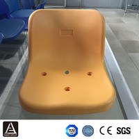 Factory Price Plastic Stadium Seat Outdoor Stadium Seats with Floor Mounted
