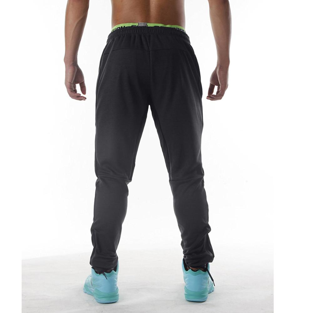 Wholesale sport cotton custom blank men jogger pants