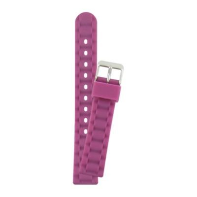 Replacement Watch Band for Rodger 8-Alarm Vibrating Remind Watch - Hot Pink