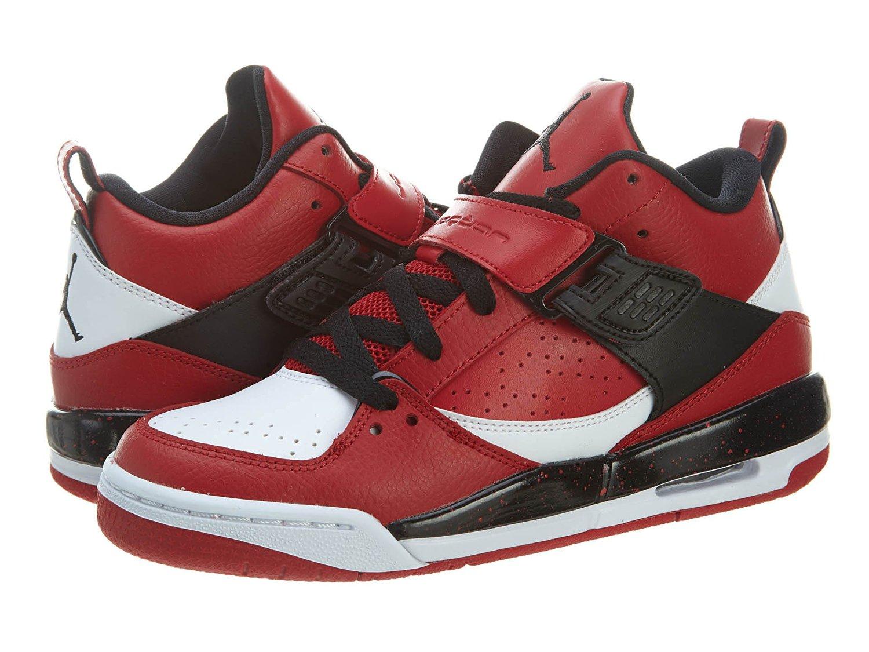 0829c58e0d6 Get Quotations · Nike Air Jordan Flight 45 BG Boys Basketball Shoes  644869-601