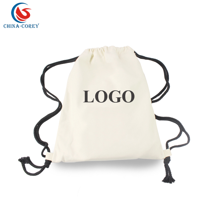 Grey PE Drawstring Bag Nursery Bag Diaper Bag Grey Cotton Fabric Bag PE Bag Dark Grey Chevron Cotton Drawstring Bag School Bag