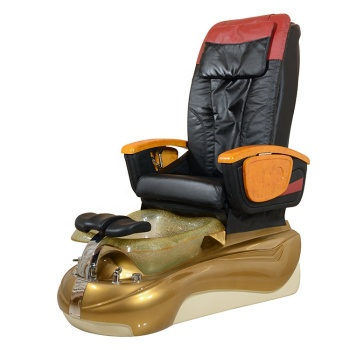 luxury pedicure spa massage chair for new nail salon