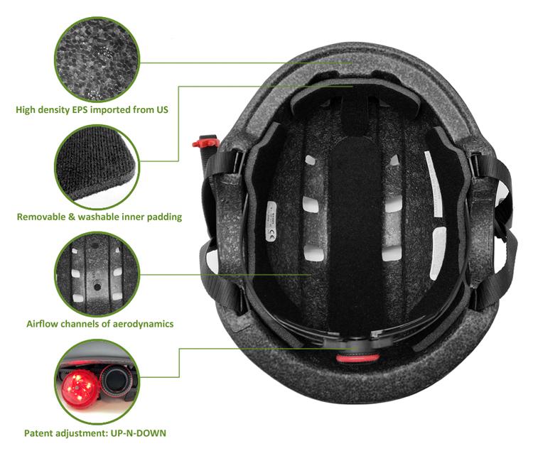 High Quality skateboard helmet 9