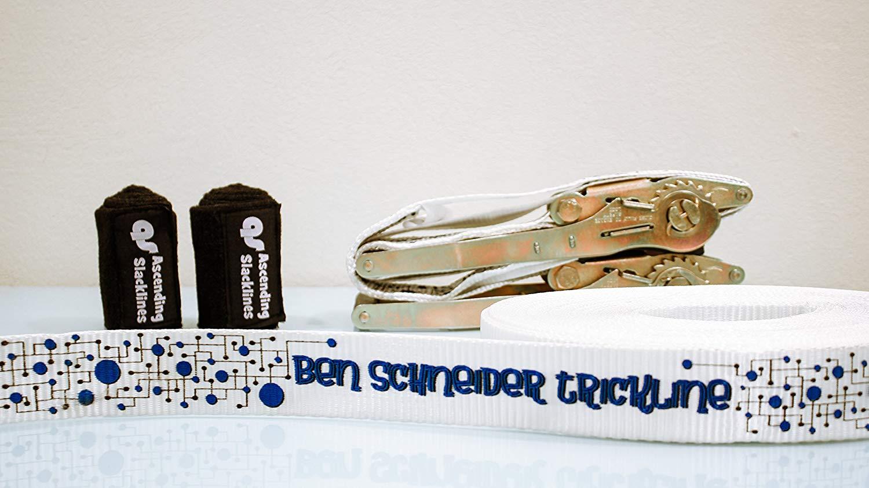 Ben Schneider Slackline Trick Line Pro Kit