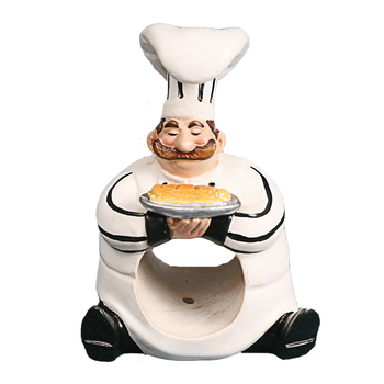 Fat Resin Chef Man Napkin Holder For Kitchen Decor - Buy Fat Chef Napkin  Holder,Chef Man Decor,Chef Kitchen Design Product on Alibaba.com