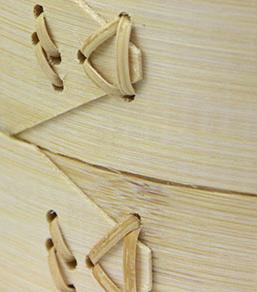 7 8 9 10 Inch Bamboo Food Steamer Basket