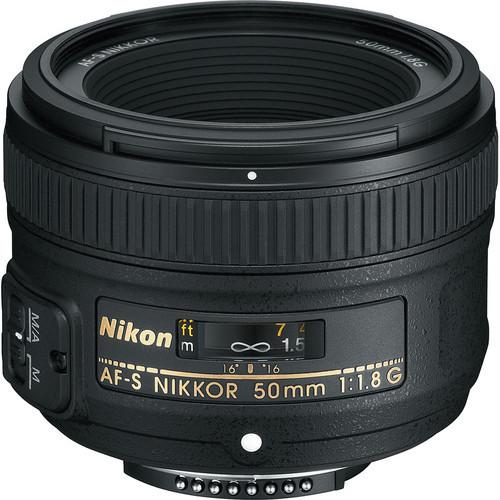 Nikon 50mm f/1.8 D-AF a 102,55€ | Prezzi e scheda ...