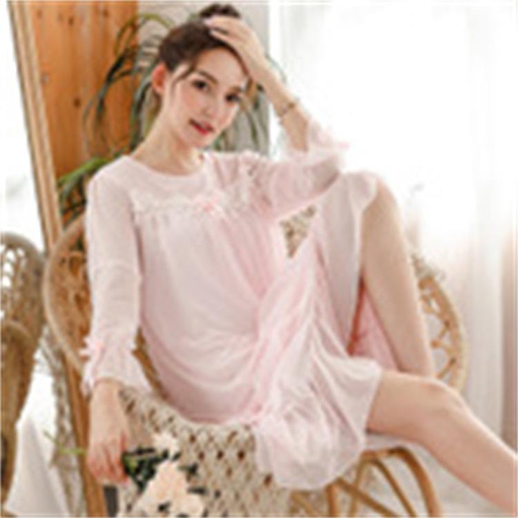 6cc0fa46773ca Belles couleurs 22 styles femmes pyjama ensemble de vêtements de nuit  pyjamas en gros coton femmes