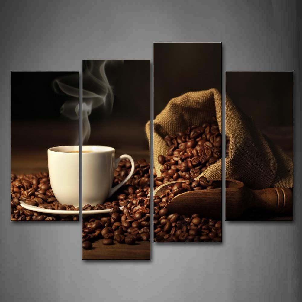 гостям предлагаем кофе распечатать фото под рамку на кухню щелково