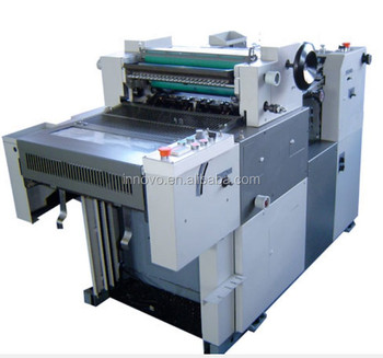 FULLY AUTOMATIC NUMBERING AND PERFORATING PRESS