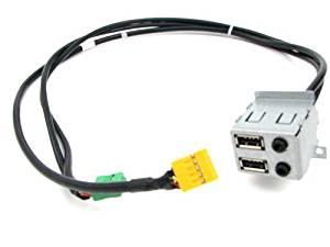 Dell Vostro 260 MT Mini Tower Front Panel USB Audio I/O Panel Board FNT22