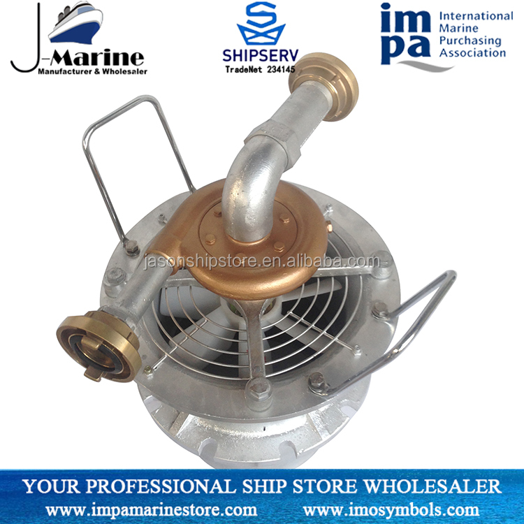 Marine Wholesale Water Driven Turbine Ventilation Fans In Industry
